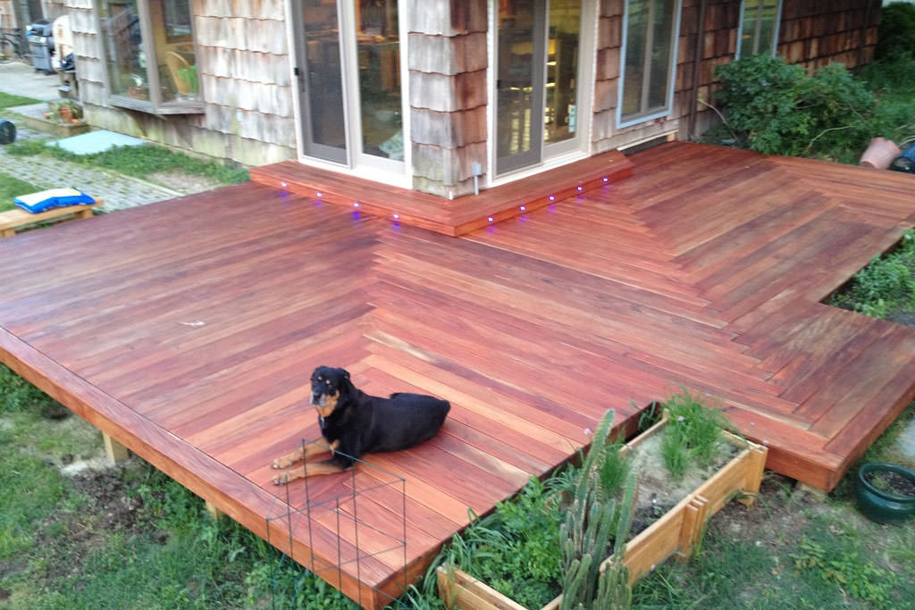 Mahogany Wood Color Variations ~ Mahogany decking specialtylumbersolutions