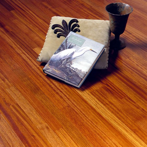 Brazilian Cherry Straight Grain Exotic Wood Image