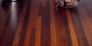brazilian walnut flooring exotic wood image