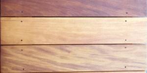 hardwood species garapa decking exotic wood image